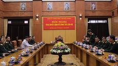 Bộ Quốc phòng công bố quyết định nhân sự của Chủ tịch nước và Thủ tướng