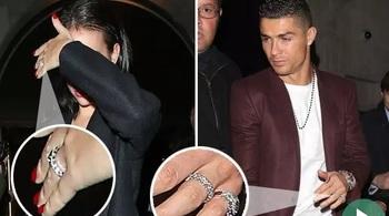 Ronaldo cầu hôn bạn gái, lên đồ cưới vợ