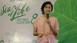Ngô Thanh Vân nghẹn giọng trong sự kiện về trẻ bị bệnh tim bẩm sinh