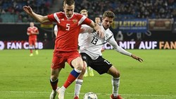 """Đức thắng """"3 sao"""" trước tuyển Nga"""