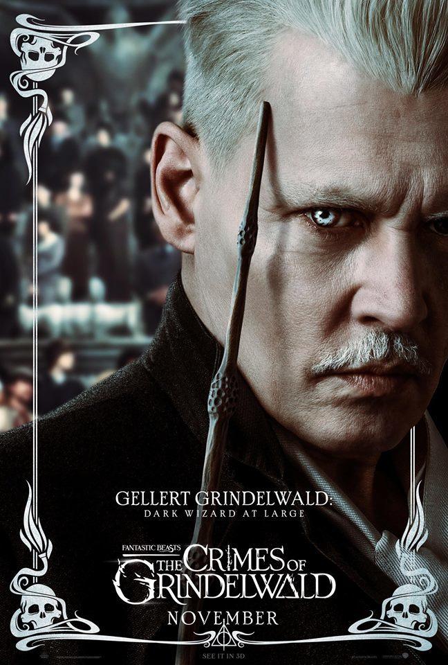 Fantastic Beasts, Fantastic Beasts 2, Fantastic Beasts: The Crimes of Grindelwald,  Sinh Vật Huyền Bí: Tội Ác Của Grindelwald