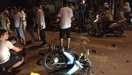 Va chạm 2 xe máy, Phó giám thị trại giam tử vong