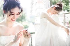 Á hậu Thanh Tú kết hôn với doanh nhân hơn 16 tuổi