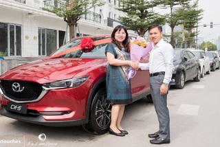 Mua condotel Nha Trang, khách hàng may mắn trúng Mazda CX5