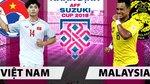 Link xem trực tiếp Việt Nam vs Malaysia, 19h30 ngày 16/11
