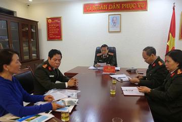 Bộ trưởng Tô Lâm tiếp công dân giải quyết khiếu nại, tố cáo
