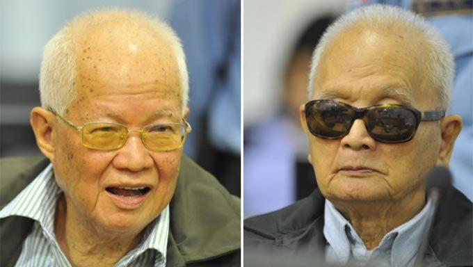 Các cựu thủ lĩnh Khmer Đỏ bị kết án diệt chủng