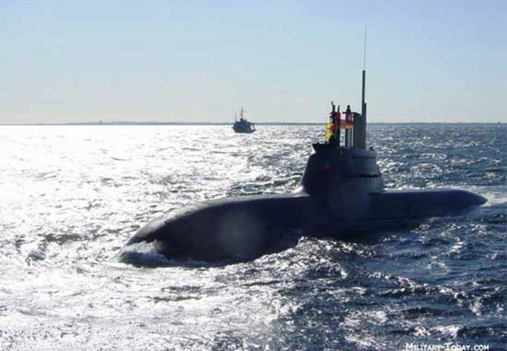 Sức mạnh đáng nể của các tàu ngầm phi hạt nhân Đức