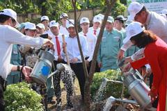 Toyota Việt Nam chung tay 'xanh hoá' học đường 2018