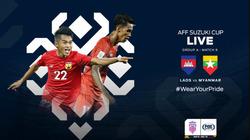 Thắng ngược Lào, Myanmar tự tin đấu tuyển Việt Nam