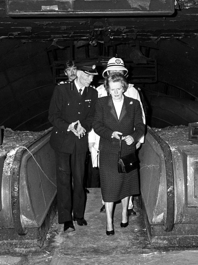 Ngày này năm xưa: Hỏa hoạn kinh hoàng trong ga tàu điện ngầm