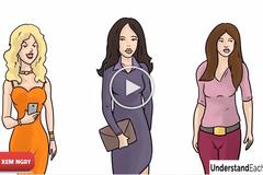 Cuộc sống luôn tồn tại 3 kiểu phụ nữ: Bạn là kiểu nào?