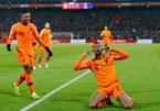 Hà Lan hồi sinh, quật ngã nhà ĐKVĐ World Cup Pháp