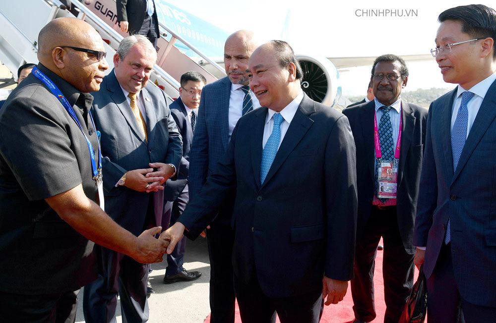 Thủ tướng Nguyễn Xuân Phúc,APEC