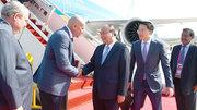 Hình ảnh Thủ tướng đến Papua New Guinea, bắt đầu tham dự APEC 26
