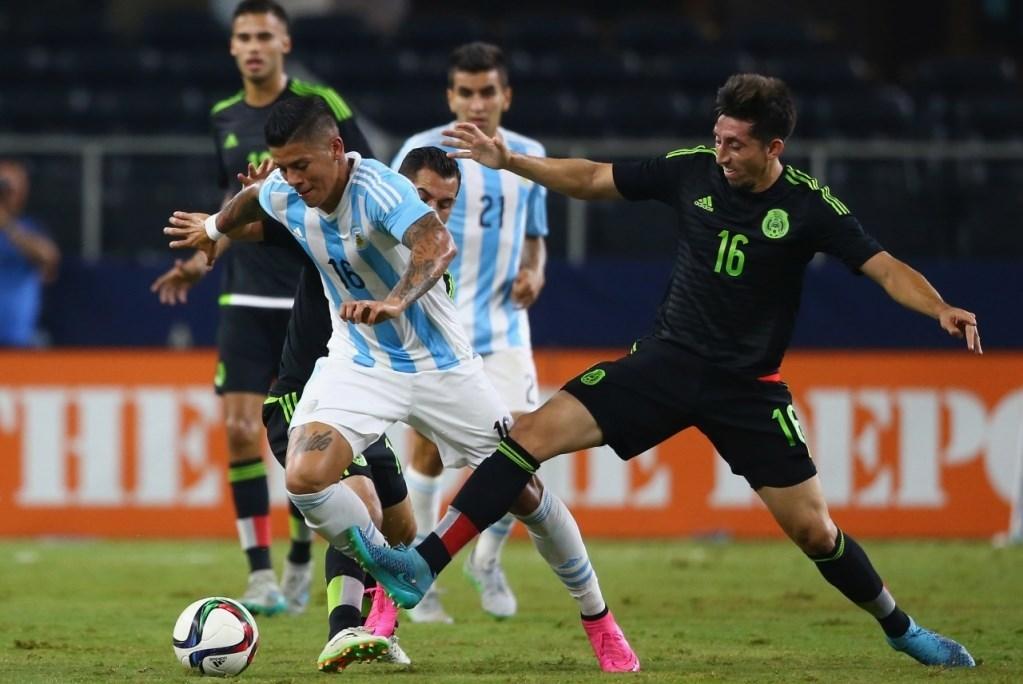 Vắng Messi, Argentina vẫn nhẹ nhàng hạ đẹp Mexico