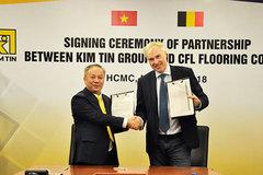 Kim Tín đầu tư nhà máy ván sàn công suất 4 triệu m2/năm
