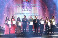 43 tác phẩm đạt giải thưởng báo chí về giáo dục