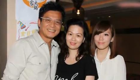 Tài tử Huỳnh Nhật Hoa tiều tụy chăm sóc vợ tái phát ung thư