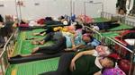 Bình Định: Sau bữa trưa, 150 công nhân đồng loạt đi cấp cứu