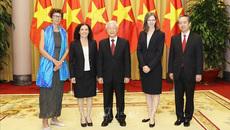 Tổng bí thư, Chủ tịch nước: Cầu nối thúc đẩy quan hệ hữu nghị và hợp tác