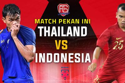 Link xem trực tiếp Thái Lan vs Indonesia, 18h30 ngày 17-11