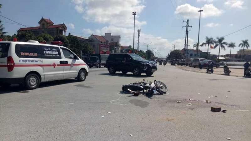 tai nạn giao thông,Hà Tĩnh,tử vong