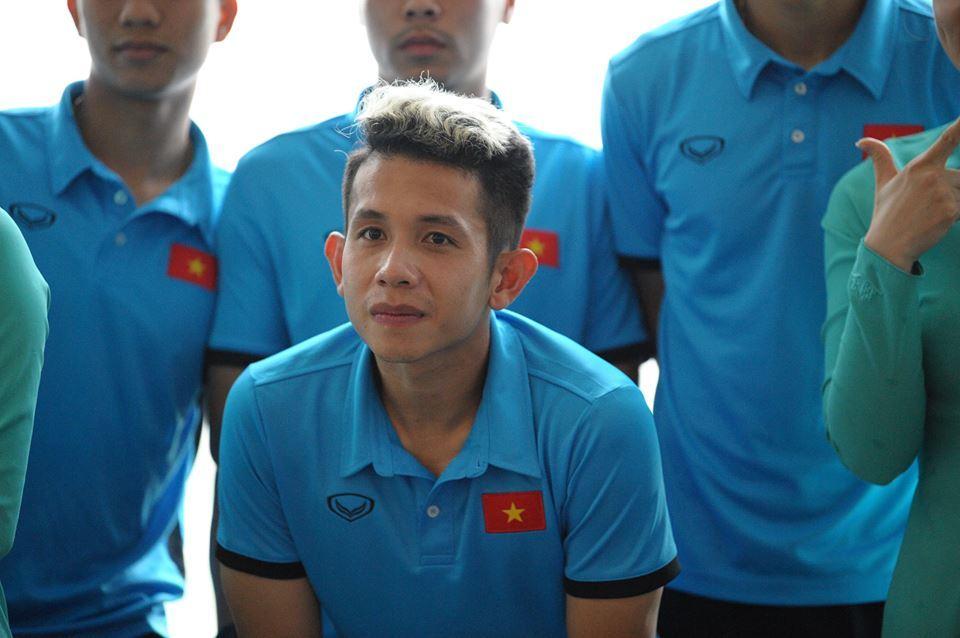 Tuyển Việt Nam thư thả lên đường sang Myanmar