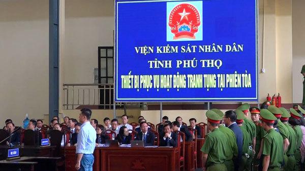 Phan Văn Vĩnh,Phan Sào Nam,Nguyễn Thanh Hóa,Nguyễn Văn Dương,Xét xử Phan Văn Vĩnh,Xét xử Phan Sào Nam,đường dây đánh bạc nghìn tỷ,vụ đánh bạc nghìn tỷ