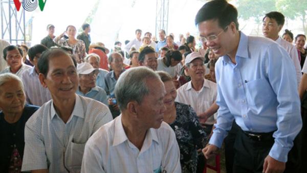 'Chính quyền muốn mạnh phải lắng nghe, tiếp thu ý kiến của dân'