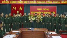 Bàn giao nhiệm vụ Tham mưu trưởng Quân khu 2