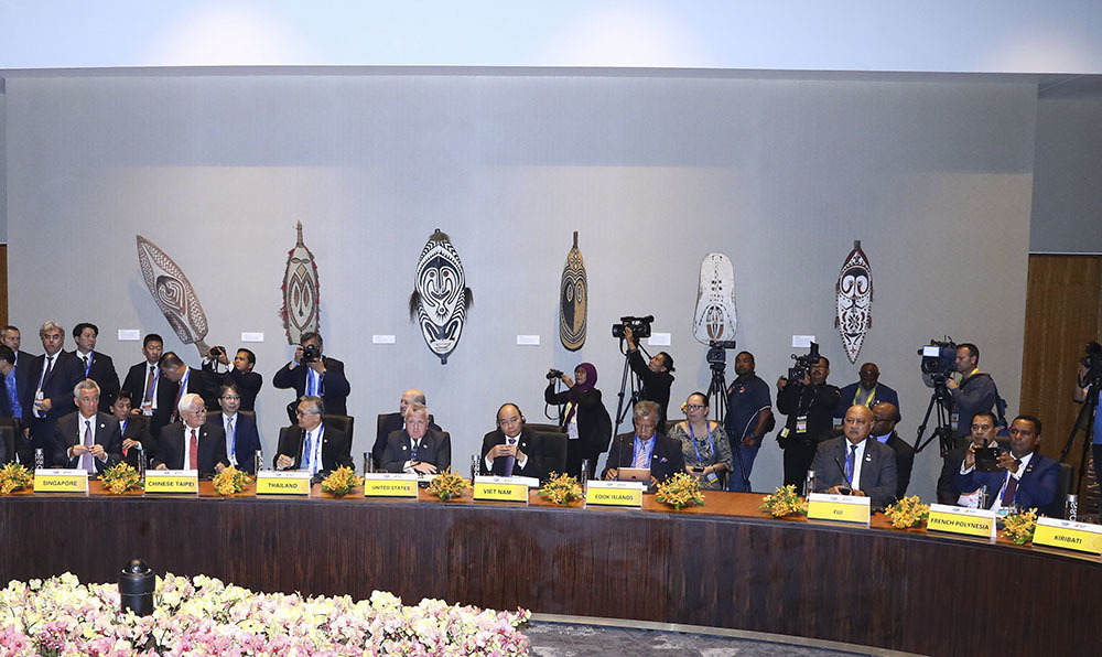 Thủ tướng Nguyễn Xuân Phúc,Nguyễn Xuân Phúc,CPTPP,APEC