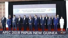 Hình ảnh Thủ tướng dự đối thoại giữa các nhà lãnh đạo APEC với IMF