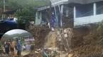 Nha Trang: Sạt lở, sập nhà 5 người chết, nhiều người bị thương
