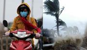 Trong vài ngày, bão chồng bão, không khí lạnh liên tiếp