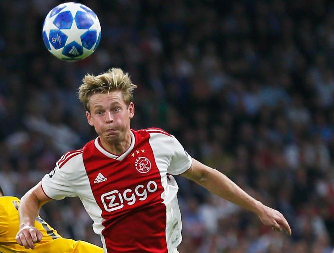 MU tuyển Pickford thay De Gea, Man City chốt mua De Jong