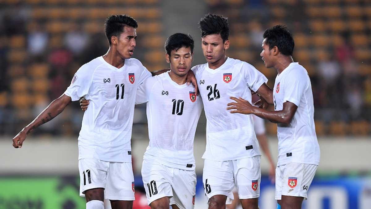 Đội tuyển Myanmar