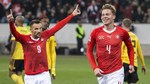 Hazard lập cú đúp, Bỉ vẫn thua ngược Thụy Sỹ 2-5