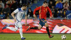 Morata bỏ lỡ khó tin, Tây Ban Nha thắng nhọc Bosnia