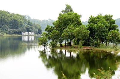 Uông Bí: Những điểm đến hút khách