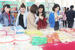 Quảng Ninh giới thiệu sản phẩm OCOP ở Hà Nội