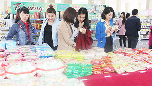 Quảng Ninh: 'Trái ngọt' chương trình Mỗi xã, phường một sản phẩm