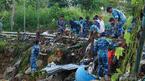 Nha Trang: Nam giảng viên sư phạm cùng 2 con bị vùi chết thảm