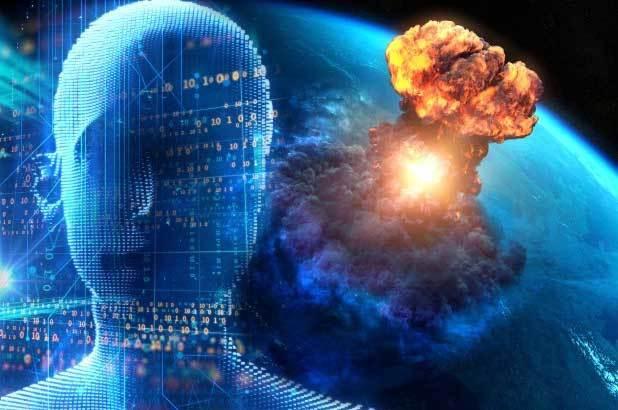 robot giết người,vũ khí tự động,trí thông minh nhân tạo,AI