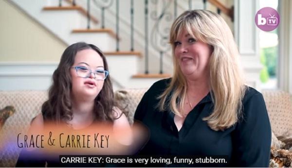 Nghị lực phi thường của thiếu nữ mắc hội chứng Down