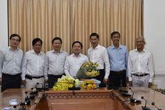 Ông Từ Lương làm Phó giám đốc Sở TT&TT TP.HCM