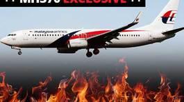 Manh mối về chuyện MH370 cháy hàng giờ trên trời
