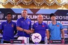 """HLV Park Hang Seo: """"Việt Nam đến Myanmar để lấy 3 điểm"""""""