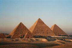 Phát hiện bất ngờ về những ngôi mộ cổ đại Ai Cập