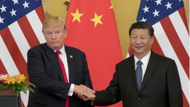 Trung Quốc,Mỹ,chiến tranh thương mại,thương mại,cuộc chiến thương mại,cán cân thương mại,thặng dư thương mại
